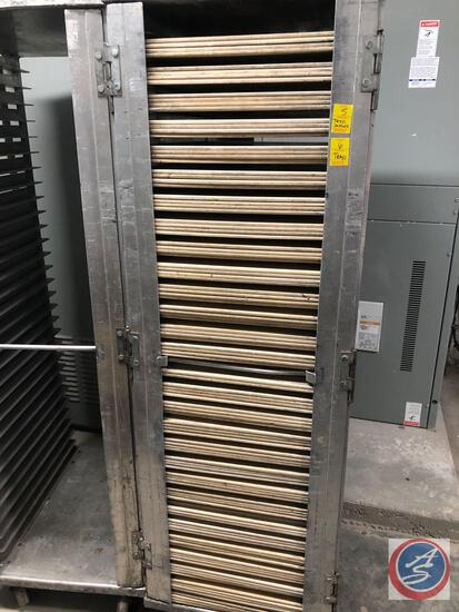 MFG Toteline Molded Fiber Glass Trays {{COOLING RACK SOLD SEPARATELY}}