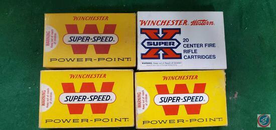 Winchester Super X Rifle Cartridges. 8MM Mauser