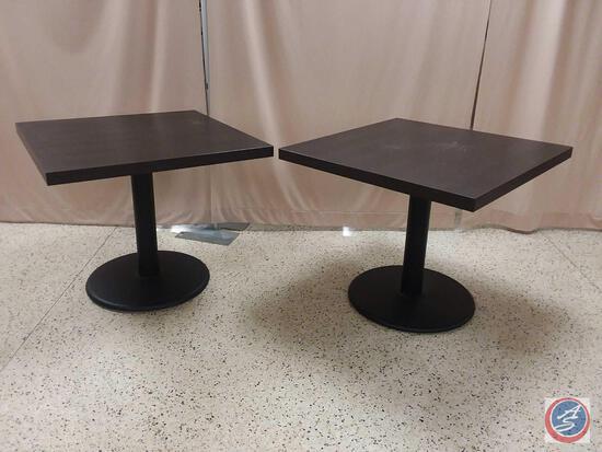 """{{2X$Bid}} 36"""" X 36"""" X 30"""" Bfm Seating Duro Light Plus Table"""