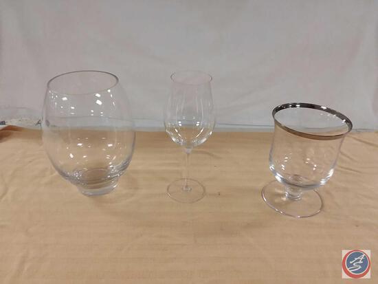 (3) Glasses