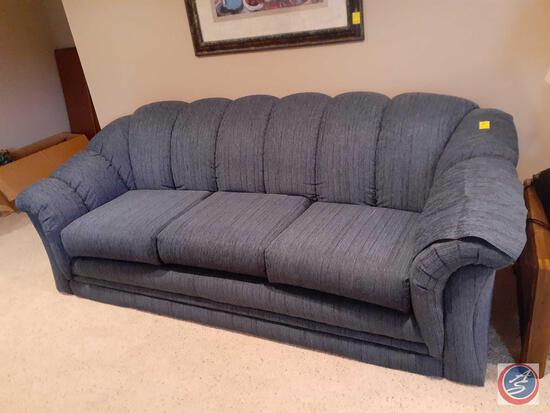 "36"" X 41"" X 92"" Polyester Fiber Couch"