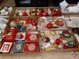 Ornaments and Christmas Cards