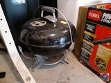 Weber Grill and Heater