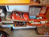 Husker Flag, Tool Box, Tools, More