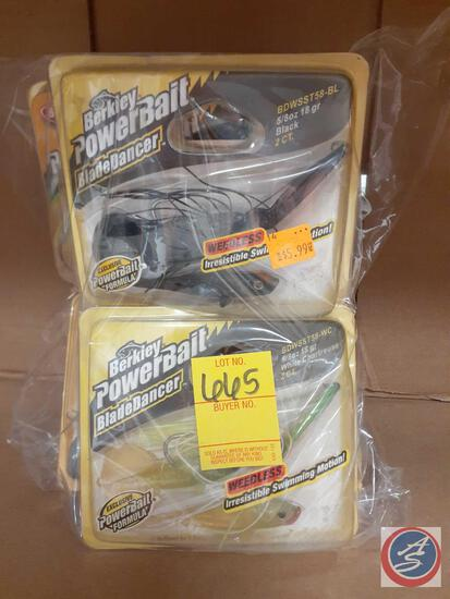 "Variety of Berkley Powerball Blade Dancer Bait Including Swimbait 5""/12 cm. Blue Gill"
