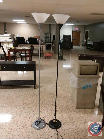{{2X$BID)) (2) Floor Lamps