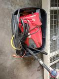 Tote with Husky Powerwasher and Misc Power Cords