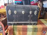 Vintage Excelsior Steamer Trunk