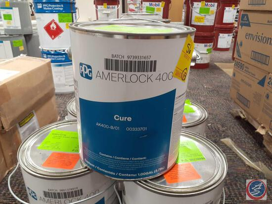 PPG Amerlock 400 Cure Coating 2 Part Epoxy Pearl Gray (9GL of color 10GL of Resin)