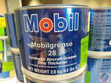 Mobil Mobilgrease 28 Synthetic Grease NLGI Grade 1.5 (18)