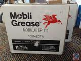 Mobil Mobilux EP 111 Grease NLGI Grade 1 Lithium Thickener