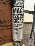 Lubriplate MAG-1 Polymer Extreme Pressure Grease Lithium Polymer Based NLGI Grade 1