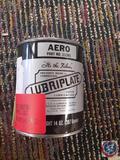 (6) Lubriplate Aero Lithium Base Grease GR-1