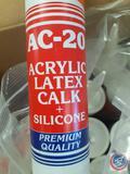 (16)Pecora AC-20 Acrylic Latex Calk with Silicone