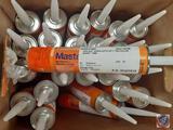 (25) MasterSeal NP1 High Performance Polyurethane Sealant