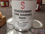 Safety Coatings Roadrunner Zone Marking Paint Safety Yellow (4)