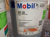 Mobil Synthetic Bearing and Gear Oil SHC 626 (2)
