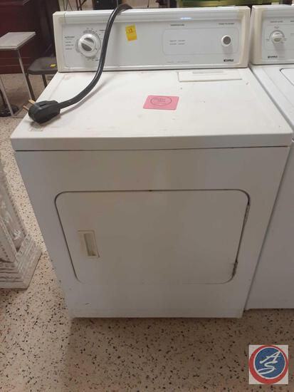 Kenmore Dryer Model No. 110.62202101