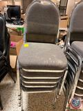 {{5x$bid}}(5) Upholstered Dining Chairs