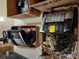 (2) RCA Visys Office Phone w/ Cords, Linksys Router Model No. EA6400