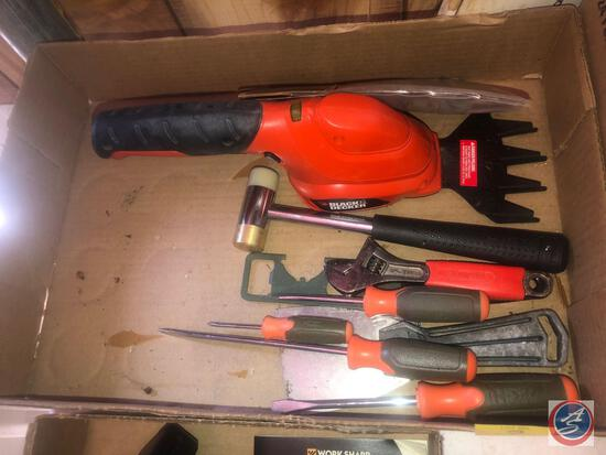 Black and Decker Handheld Trimmer GSL35, Magpul MBUS Back-Up Sight, Other Tools