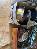 Pots, Pans, Strainer, Large Bowl, Gander Mountain and Other Camo Jackets