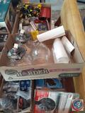Traeger Power Inverter, Bulb Changer, Traeger Temperature Control Switch, (2) Oil Lamps, More