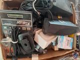 Assortment of Flash Drives, HP Printer Ink, Garmin (NO Cords), More