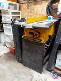 Rockwell 10'' Motorized Table Saw