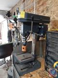 United by Newcorp Heavy Duty Drill Press Model No. Not Visible