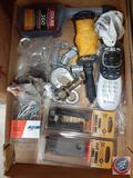 Remington Threaded Studs, Oil Sentry Protection Cover, Work Gloves, Hose Clamps, Plumber Open Mesh,