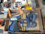 Irwin Quick Grip, Metal Clamp, Battery Clamps, Emergency Vehicle Lights, More