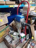 Hand Truck w/ Electric Breaker, Miracle Gro, General Purpose Utility Light, Sunpro Tachometer, More