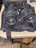Bushnell Binoculars w/ Case