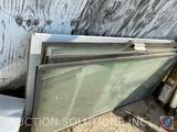 (5) Sliding Glass Patio Doors Measuring 79