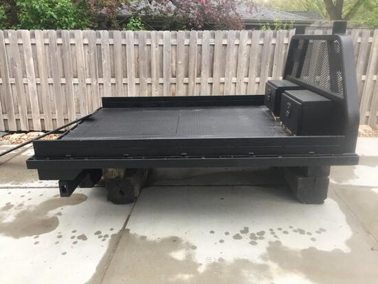 Custom Built Dump Bed - Online Liquidation