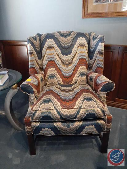 Frederick Edward Arm Chair 39''