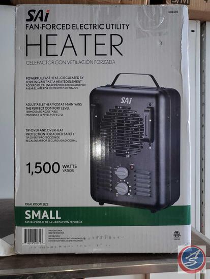 Sai 1500 watt heater new in box