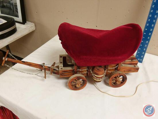 Vintage Wagon Lamp in Working Order