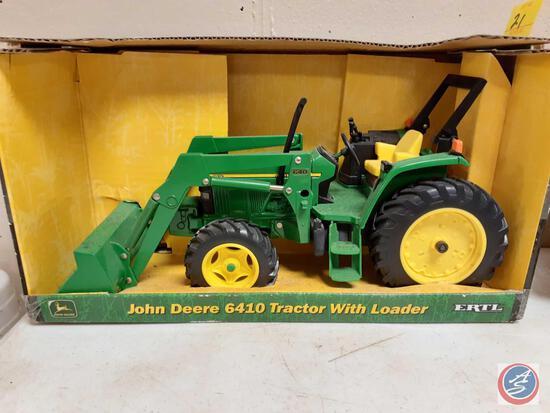Ertl Collectibles John Deere 6410 Tractor with Loader No. 5069-1HE