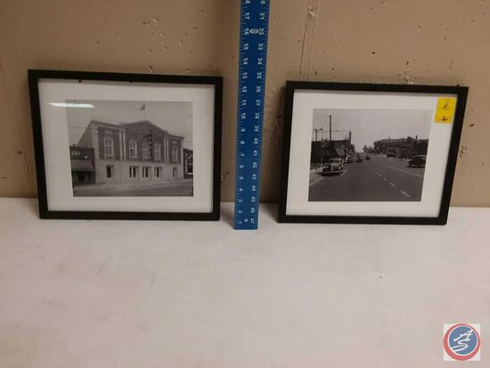 Framed Original Photos of the Old Dundee (2)
