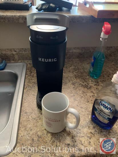 Single Serve Keurig Coffee Maker