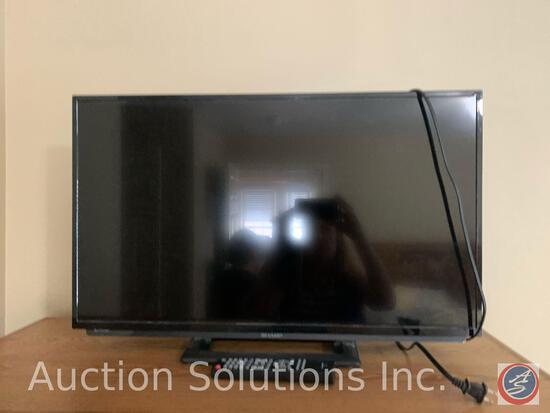 32'' Sharp Flat Screen Television Model No. LC32LB261U