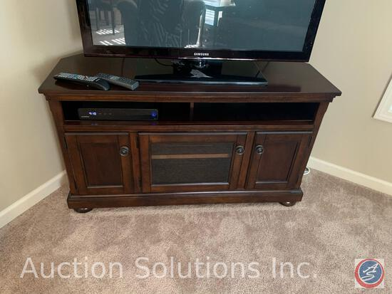 Entertainment Stand Measuring 50'' x 35'' x 39''