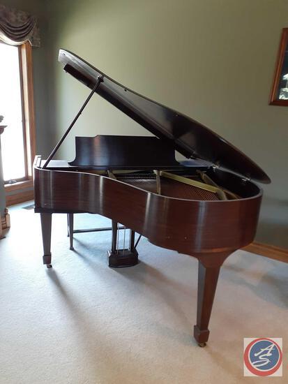 "C. Kurtzmann and Co. Baby Grand Piano 5' X 38"" X 56"""