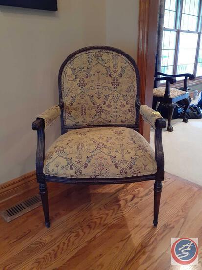 "Vintage Chair 41"" Tall"