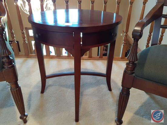 """Bombay End Table 26"""" X 24"""""""