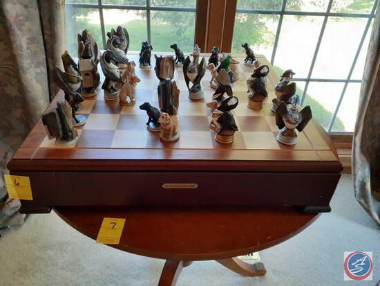 Duck Unlimited 2003 Chess Board