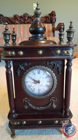 Antique Table Top Clock