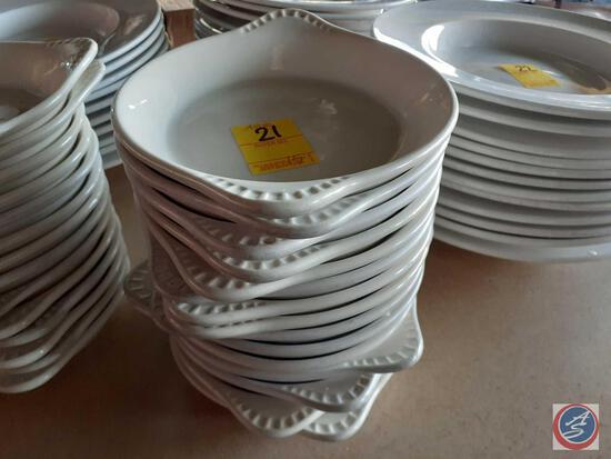Tuxton Appetizer Serving Dishes (15)
